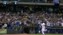 Weeks&#039; 20th homer
