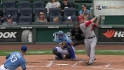 Trumbo's three-run jack