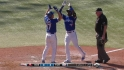 Hechavarria&#039;s two-run shot