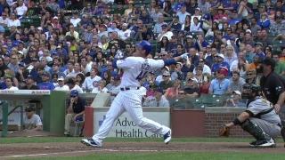Rizzo hits a grand slam