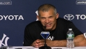 Girardi on Yanks&#039; patience