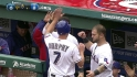 Moreland&#039;s RBI double