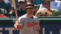 Wieters' two home runs
