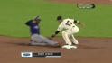 Posey throws out Fowler