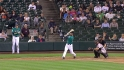 Jaso's two-run dinger