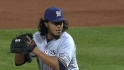 Gallardo&#039;s scoreless start