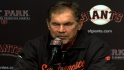 Bochy on Lincecum&#039;s great outing