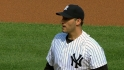 Pettitte throws five scoreless