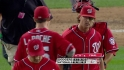 Clippard earns the save
