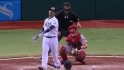 Pena&#039;s two-run shot