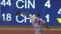 Bourn's running grab