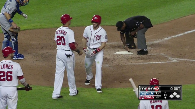 Nationals' depth separates them from the pack