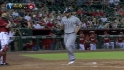 Baker&#039;s RBI single