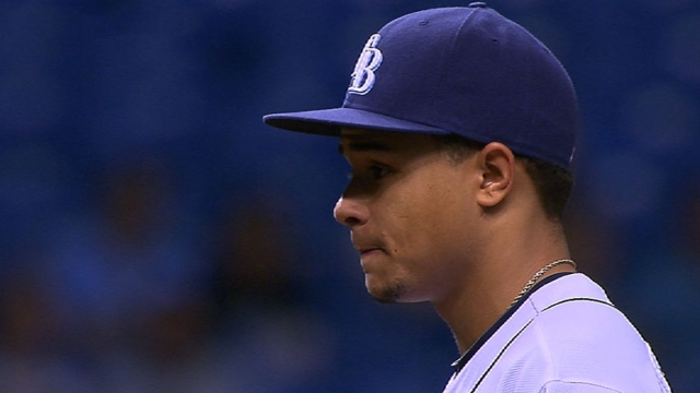 Rays mulling over who will fill Price's rotation spot