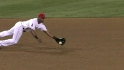 Callaspo&#039;s diving stop