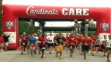Cardinals Care Goes the Distance