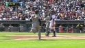 Kottaras&#039; two-run triple
