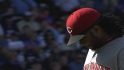 Cueto&#039;s scoreless start