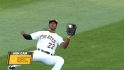 McCutchen&#039;s great grab