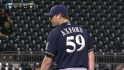 Axford slams the door