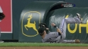 Beckham&#039;s sliding catch
