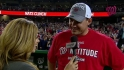 Zimmerman on clinching playoffs