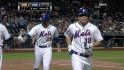Hairston's two-run blast