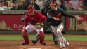 Wieters&#039; two-run single