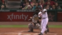 Lowrie&#039;s three-run dinger