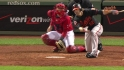 Reynolds' RBI single