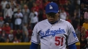 Belisario&#039;s dominant relief