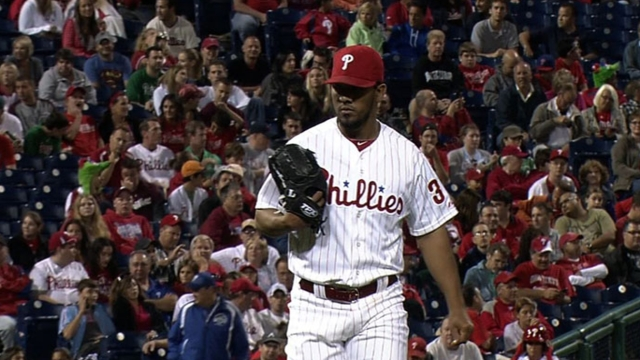 Bastardo, Phillies nearing salary arbitration
