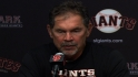 Bochy on Vogelsong&#039;s good outing