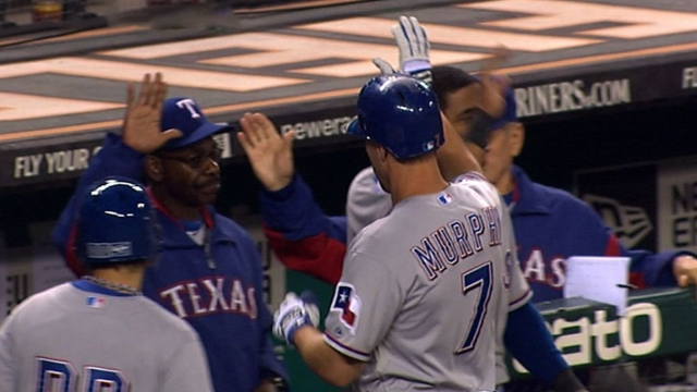 Rangers, Murphy remain apart as deadline passes