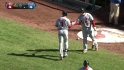 Beltran's game-tying homer