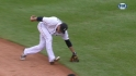 Infante&#039;s nice play