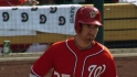 LaRoche's big game