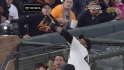 Sandoval&#039;s incredible grab