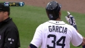 Garcia&#039;s two-run single