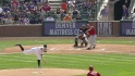 Nieves&#039; RBI single