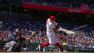 Zimmerman hits a three-run blast
