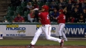 Loewen's two-run blast