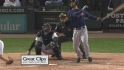 Canzler's two-run homer