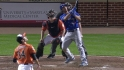 Arencibia&#039;s grand slam