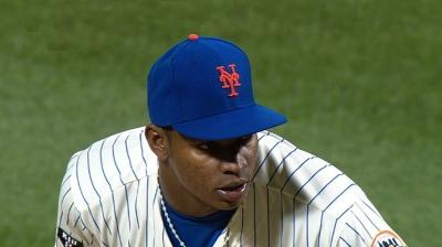 Spot start for Mets 'happy' development for Mejia