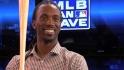 McCutchen visits the Fan Cave