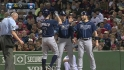 Keppinger's three-run homer
