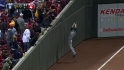 Braun&#039;s nice catch
