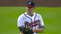 Medlen's eight strikeouts