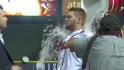 Freeman on walk-off homer